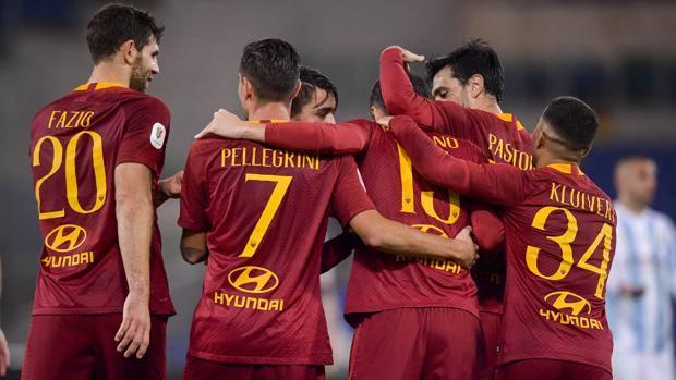 Hasil Pertandingan Dari AS Roma vs Fiorentina: Skor 2-1