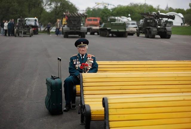 La soledad del veterano de guerra y su siempre solitaria memoria histórica