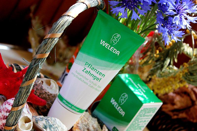 Отзыв: Зубная паста-гель на травах Weleda Plant Gel Toothpaste.