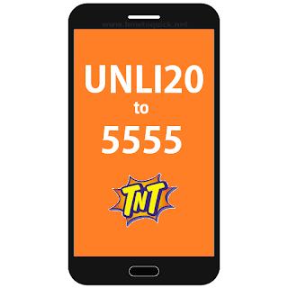 TNT UNLI 20
