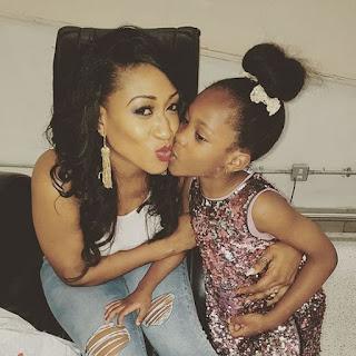 image result for Oge Okoye daughter Crystal