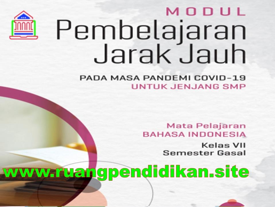 Modul PJJ Bahasa Indonesia