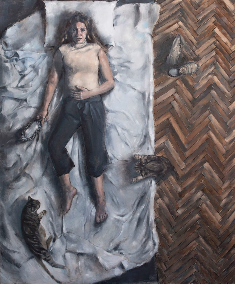 Paintings by Dimitris Angelopoulos from Greece.