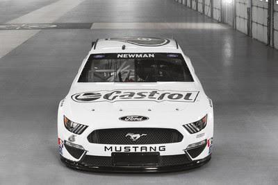 Roush Fenway #NASCAR Driver Ryan Newman #6