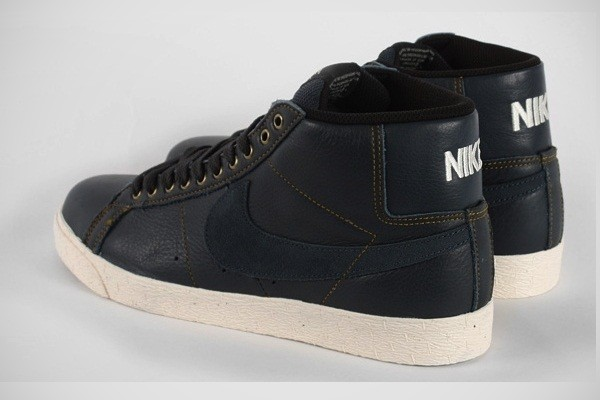 Nike SB Blazer Elite, Classic Charcoal Golden Hops
