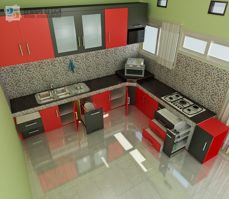 Toko kitchen set malang kami menjual dan menerima pesanan for Harga pembuatan kitchen set