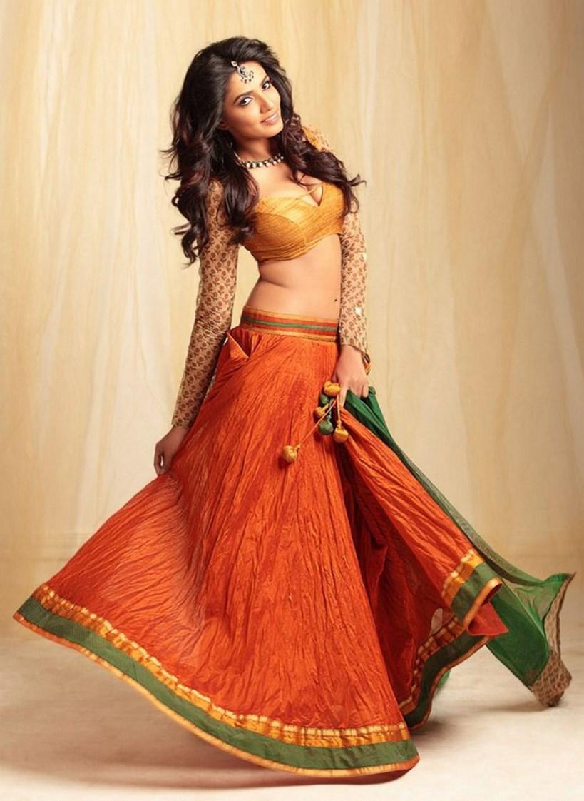 Akshara Gowda Hot Stills - južnoindijska igralka-3091