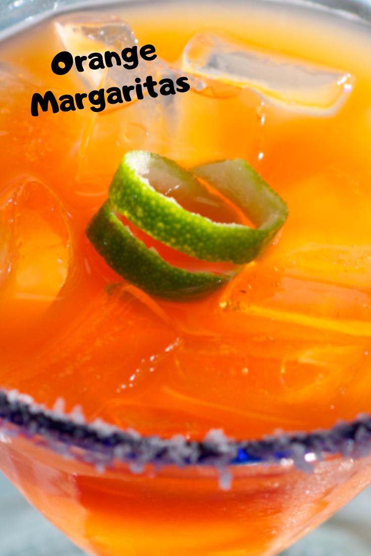 #Orange #Margaritas #Dessert #Easyrecipe