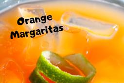 Orange Margaritas #Dessert