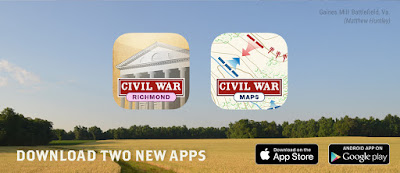 They're Here! Two New Battlefield Apps