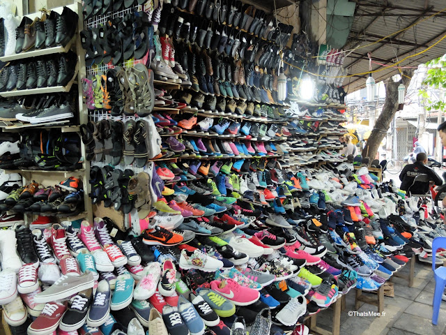 36 rues corporations chaussures