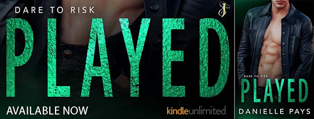 Enticing Journey Release Blitz + Review: Played by Danielle Pays