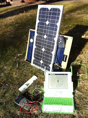 check-solar-panel
