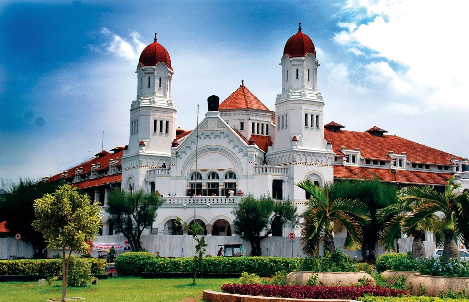 Lawang Sewu Wisata Semarang