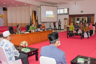 Serap Aspirasi Soal Omnibus Law, Gubernur NTB Gelar Dialog Terbuka Dengan Berbagai Pihak