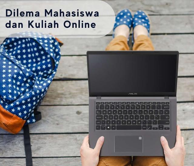 Mahasiswa dan Kuliah Online