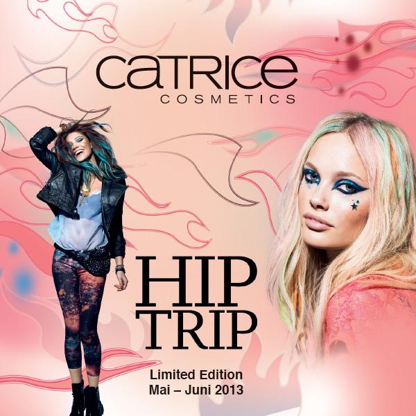 Hip Trip by Catrice ( edycja limitowana )