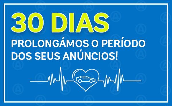 STANDVIRTUAL PROLONGA TODOS OS ANÚNCIOS POR 30 DIAS