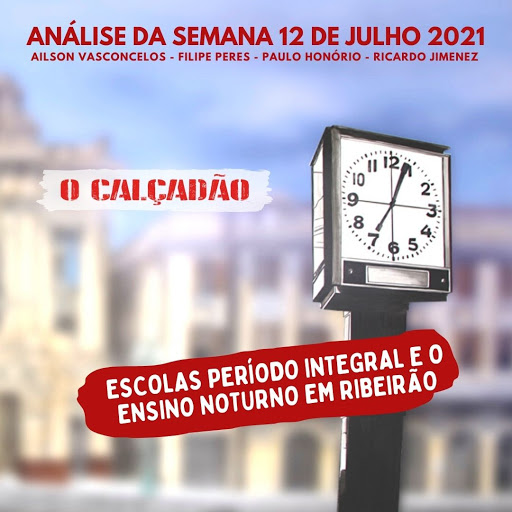 Escolas período integral e o ensino noturno em Ribeirão