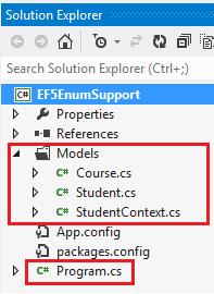 How to Use enum with Entity Framework 5 ? | Sampath Lokuge Tech Blog