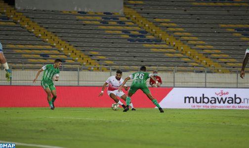 البطولة الوطنية الاحترافية (مؤجل الدورة ال23).. الوداد البيضاوي يفوز على رجاء بني ملال ( 3-0 )