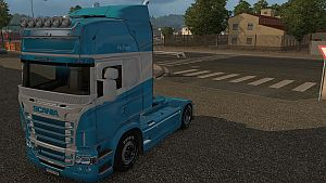Andreas skin for Scania RJL
