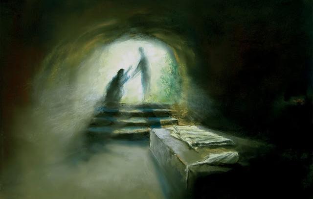 Lo que Vio María Magdalena en el Sepulcro y su Importante ...