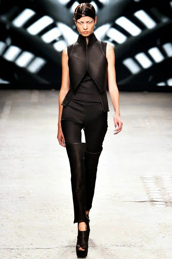 Gareth Pugh Spring/Summer 2012/13 [Women's Collection]