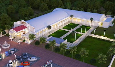multipurpose and wedding hall Satara Road