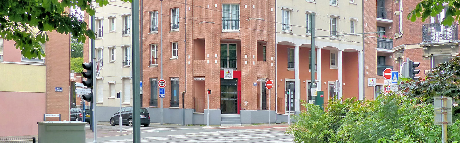 Vilogia Office HLM Tourcoing - Rue Chanzy