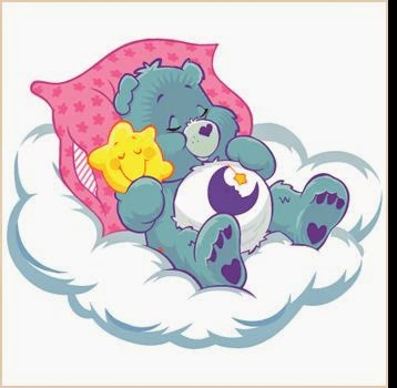 Care Bears: Free Printable Frames, Invitations or Labels.