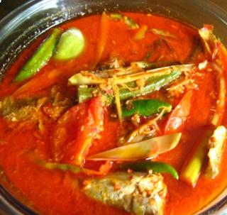 Gulai Taboh Lampung
