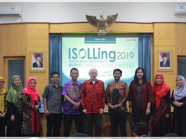 ISoLLING 2019: Challenges and Opportunites for Digital Literature