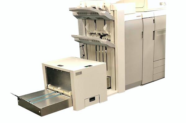Canon amplia portefólio de acabamento de impressão com novas opções de corte e encadernação em espiral para uma produção mais rápida