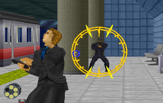 Virtua Cop 2 Game For pC