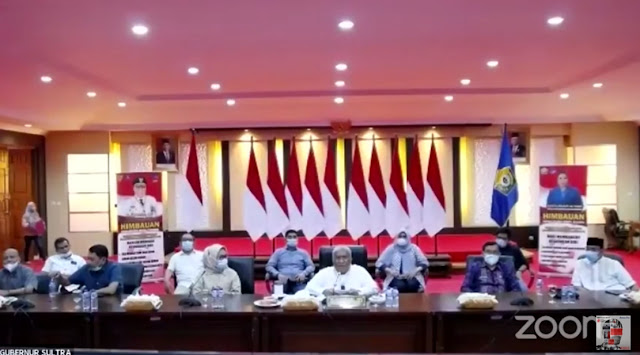Ali Mazi dan Para Pemimpin Bahas Diskusi Publik Bahas Provinsi Kepulauan Buton.lelemuku.com.jpg