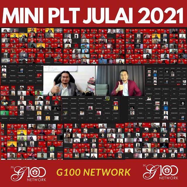 Senarai Peserta Di Mini PG Leadership Trainning (PLT) 2021