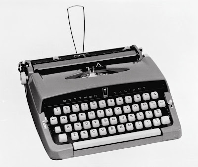 Brother Valiant Typewriter