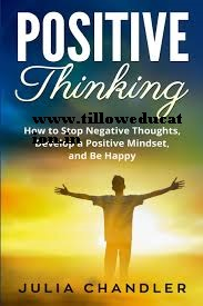 How we grow with Positive thoughts .