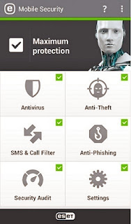 ESET Mobile Security 1Year License Key Free