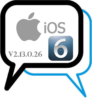 BBM Mod iOS 6 v2.13.0.26 Apk New Version