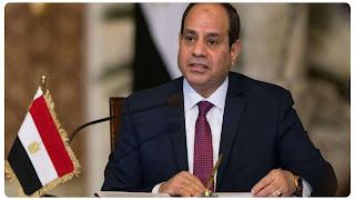 السيسي يعلن تخصيص 500 مليون دولار لإعادة إعمار غزة
