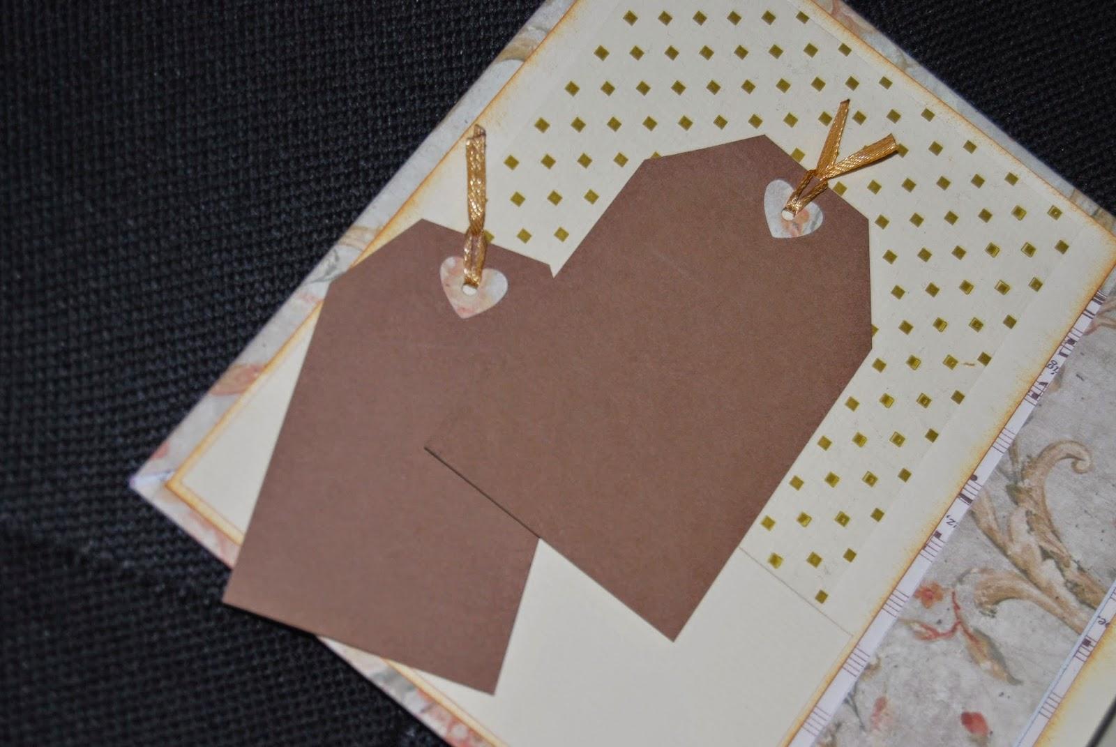 Tutorial caja libro locas por el scrap - Decorar album de fotos por dentro ...