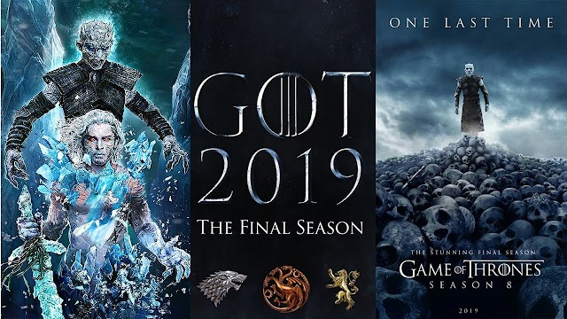 Game of Thrones sezonul 8 (2019) Urzeala tronurilor 8
