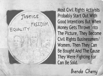 Quotes From Brenda Cherry Paris Texas Civil Rights Activist