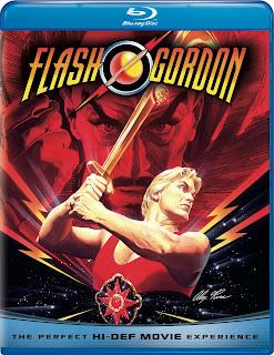 Flash Gordon [BD25] *Con Audio Latino
