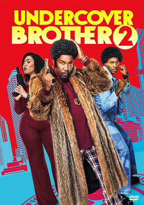 Undercover Brother 2 [2019] [DVD R1] [Latino]