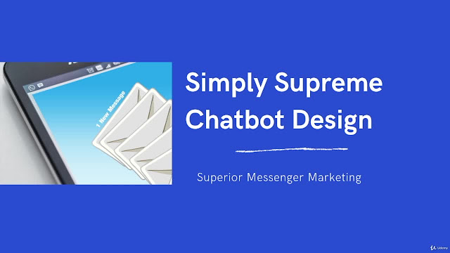 Simply Supreme Chatbot Design with ManyChat