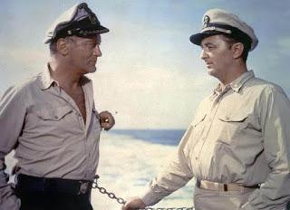 top sepuluh film kapal selam the enemy below
