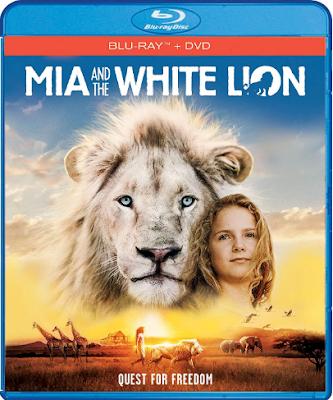 Mia et le lion blanc [2018] [BD25] [Latino]